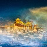香格里拉松赞林寺两日游(常规团,不含餐)